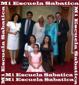 Familia De Marlon Garcia Escuela Sabatica Familia Garcia
