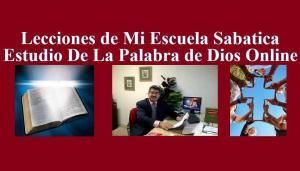 Marlon Garcia Mi Escuela Sabatica Lilliam Garcia