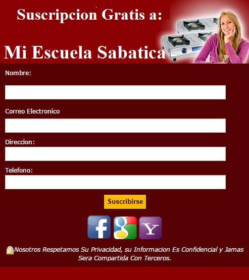 Escuela Sabatica 2015